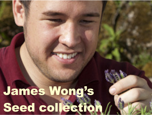 Click to see James Wong's Seed Collection