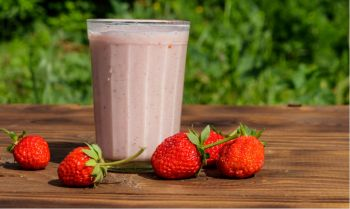 How to grow your own strawberry smoothie