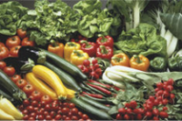 Brits not consuming enough fruit & veg