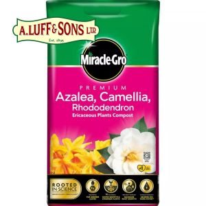 Miracle-Gro® Premium Azalea, Camellia & Rhododendron Ericaceous Compost - image 1
