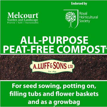 RHS SylvaGrow All-Purpose Peat-Free Compost 50lt