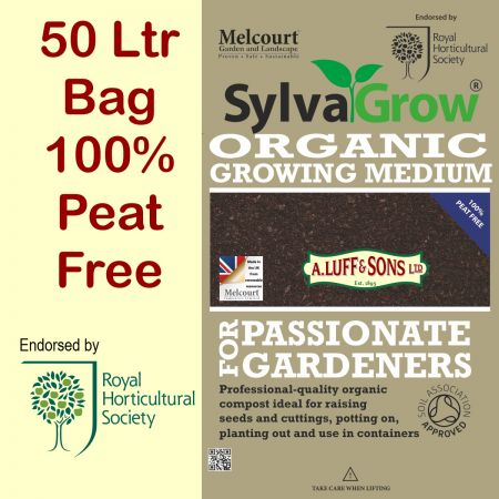 RHS SylvaGrow - Organic Multi Purpose 50L - image 2